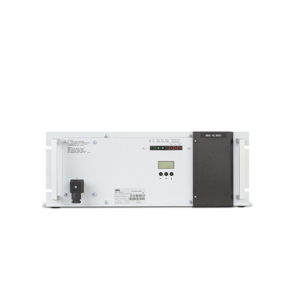 AEG AC 3000 CAN 24V 100A
