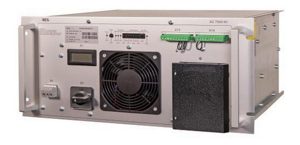 AEG AC 7000 N1 110V 60A