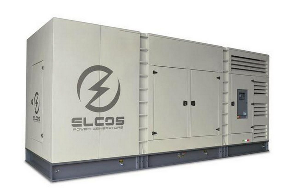 ELCOS GE.CU.1100.1000.SS