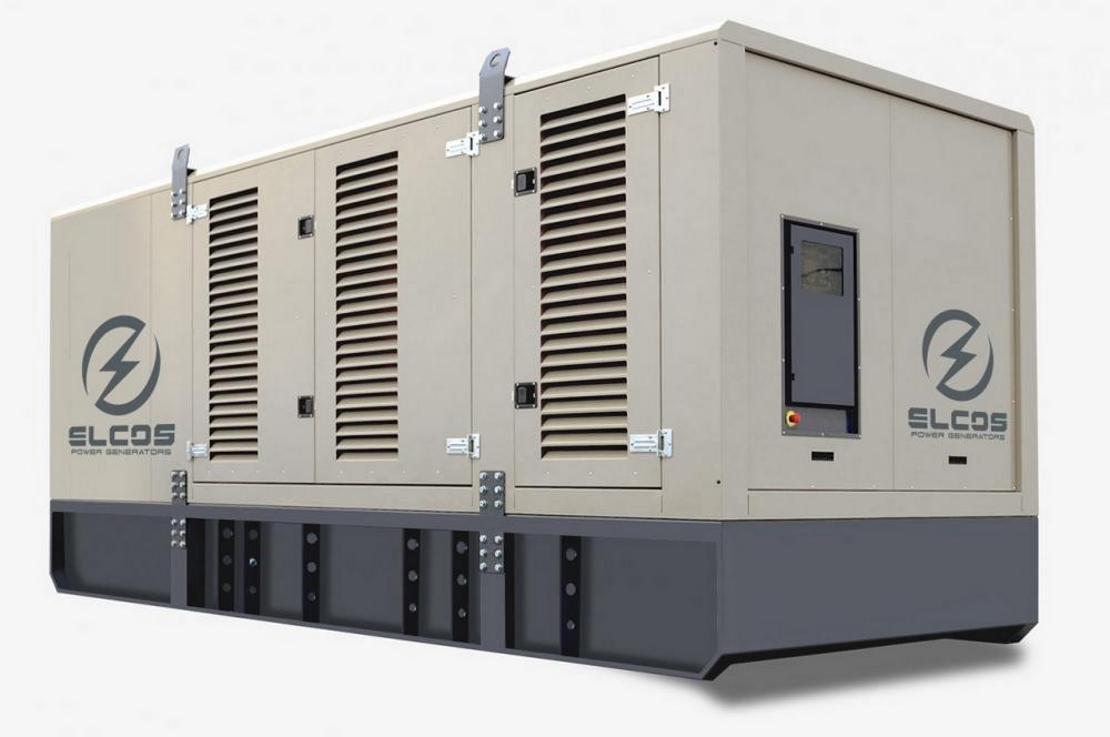 ELCOS GE.CU.890.800.SS