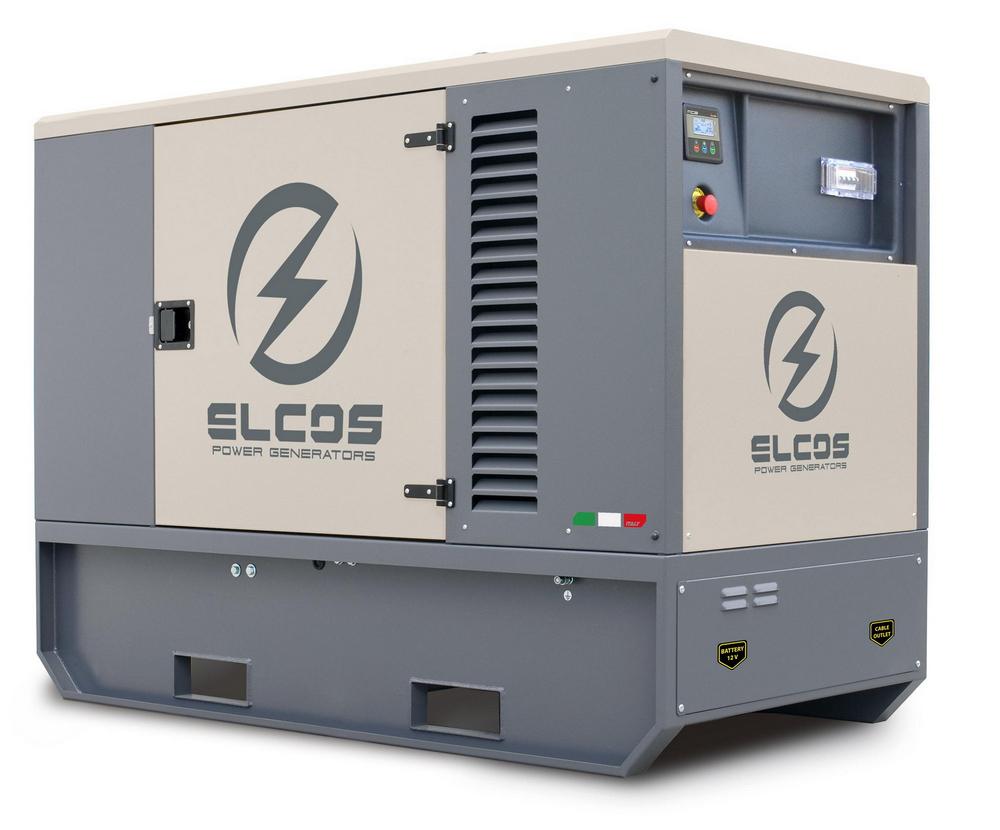 ELCOS GE.PK.022.020.SS
