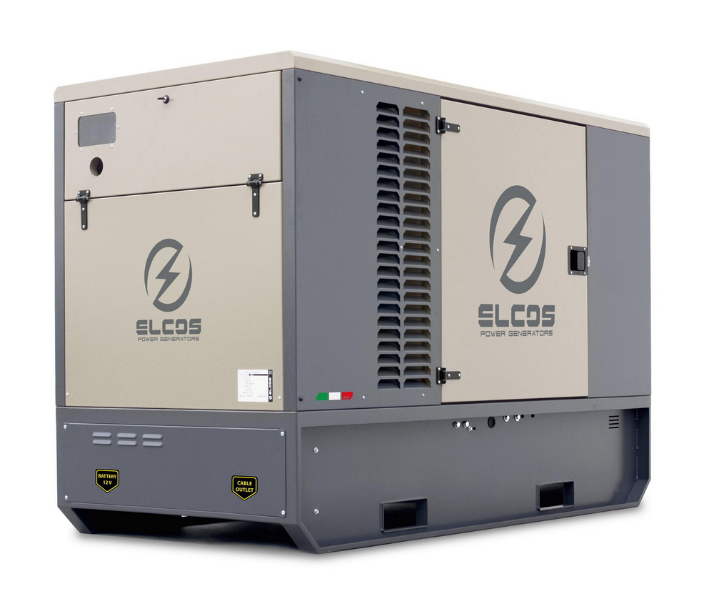 ELCOS GE.PK.110.100.SS