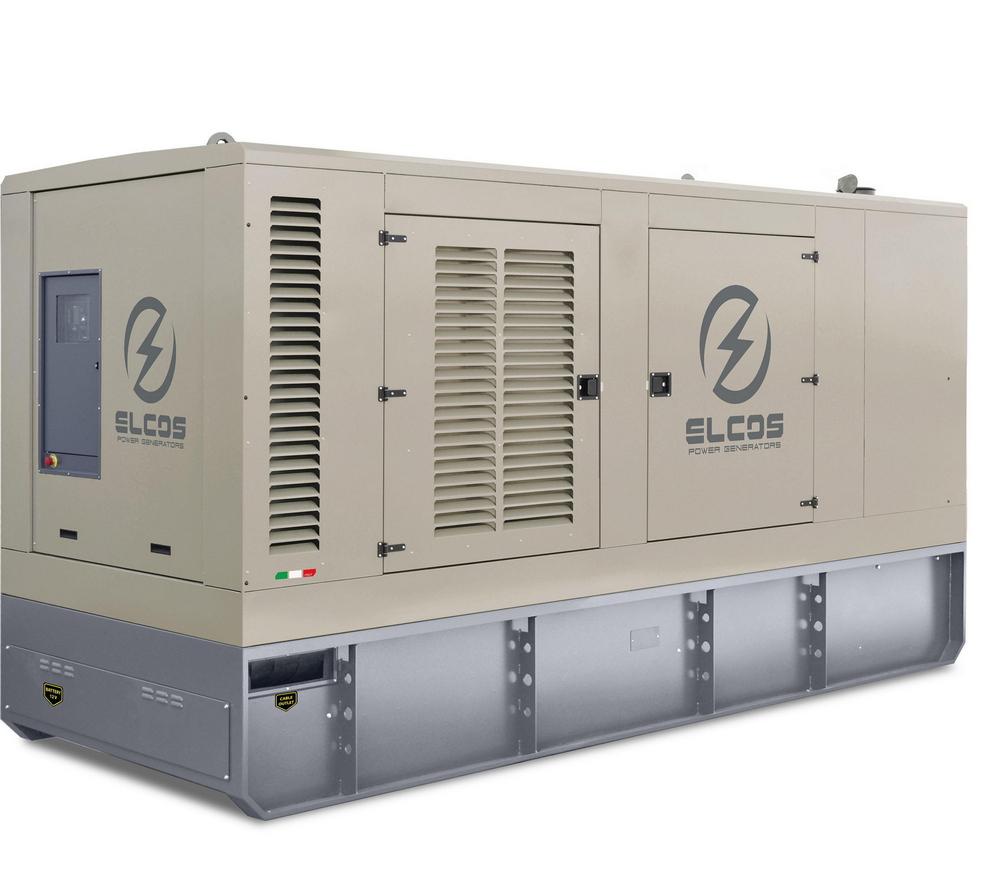 ELCOS GE.PK.500.450.SS