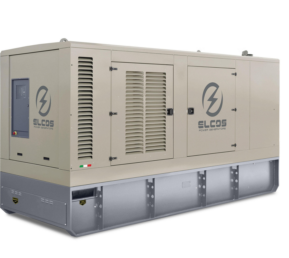 ELCOS GE.PK.550.500.SS