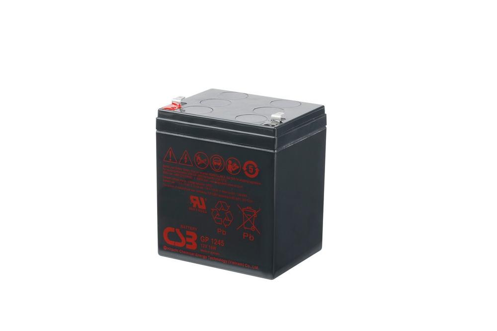 HITACHI CSB GP1245 12V16W 4.5AH