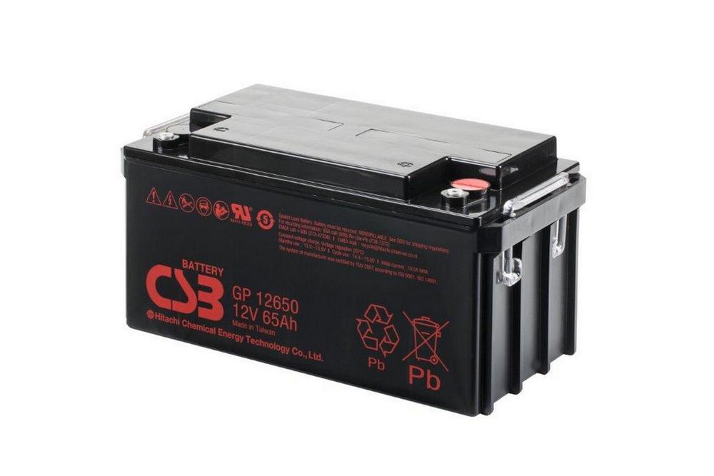 HITACHI CSB GP12650 65AH
