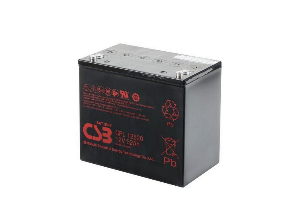 HITACHI CSB GPL12520 52AH